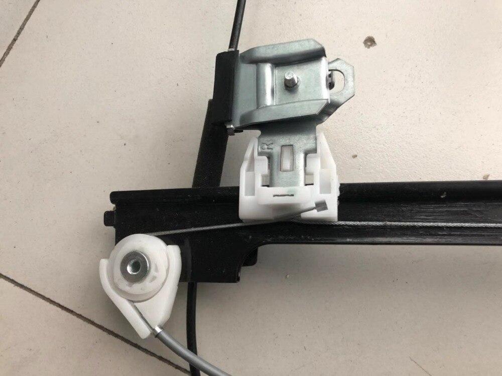 Support de régulateur de fenêtre côté gauche droit avant arrière pour chinois SAIC ROEWE 550 MG6 Auto voiture moteur pièces 10033307 - 4