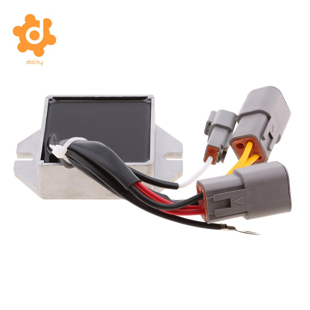 SPI Voltage Regulator For Ski-Doo 600 HO SDI Replaces OEM # 515176023 515176243