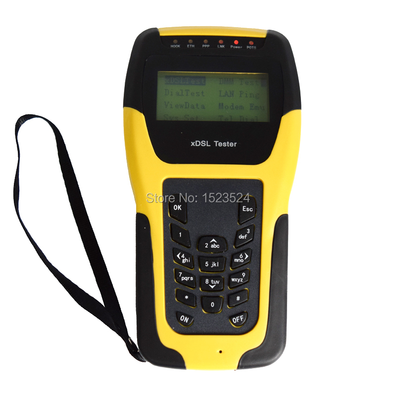 Brand New ST332B Multi functional ADSL2 Tester ADSL Tester ADSL Installation and Maintenance Tools