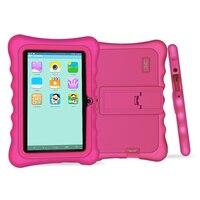 Yuntab new arrival 7 cal Android 4.4 Tablet PC dziecko Iwawa kid oprogramowania z 3D-Game obciążenia, tablet edukacyjny dla dzieci