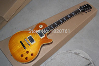 Custom Shop Collectors Choice Gary Moore Aged 1959 Unburst Butterscotch OEM Electric Guitar