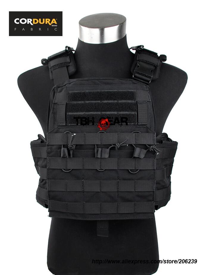 TMC Cherry Plate Carrier CPC Vest MOLLE Military Cordura Vest Black Tactical Vest Ver.2016+Free shipping(SKU12050656) пуф dreambag круг cherry
