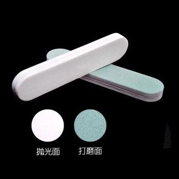 10pcs/Set Disposable Mini Nail File Nail Polishing Ultra-thin Buffer Lime Nail Care Toe Pedicure Manicure Tools Nail Files & Buffers