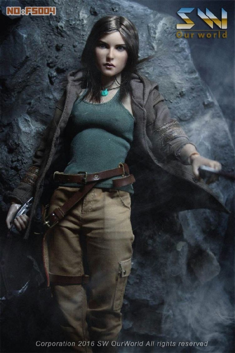 In Stock   1/6 Scale Lara Croft Action Figure Rise of Tomb Raider Explorer Model FS004 Collections lara croft and the temple of osiris xbox one [digital code]