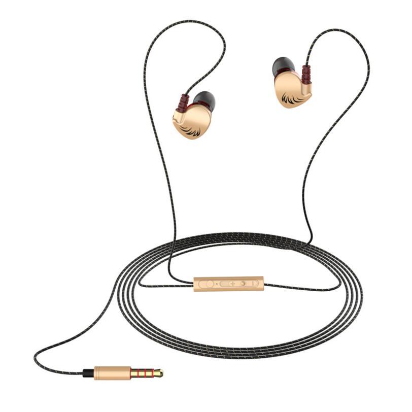 Original bass DJ auriculares música FG014 deporte fone de ouvido audifon con micrófono para teléfonos MP3