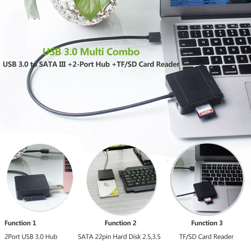 sata to usb hub