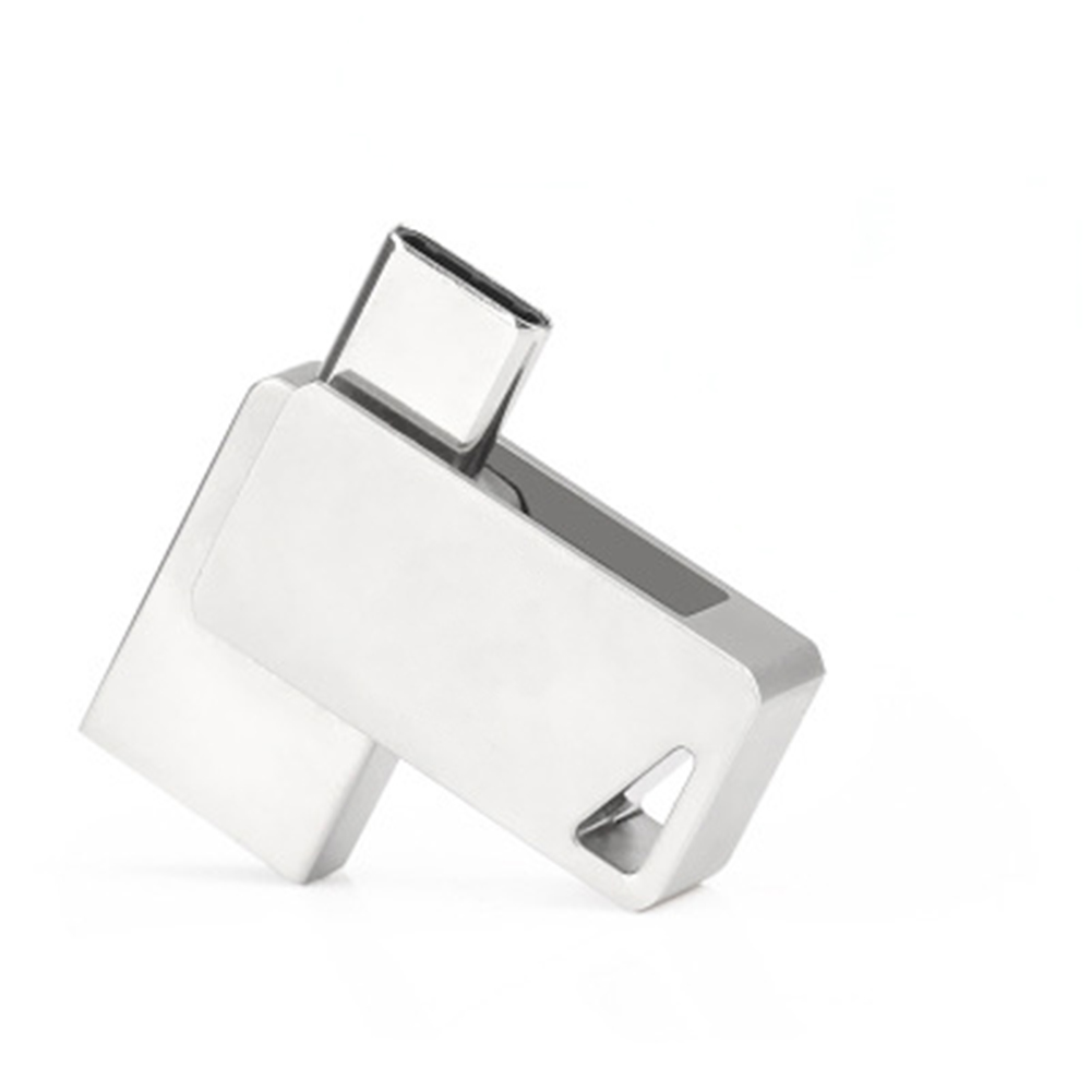3 2 1 USB Flash Drive High Speed 2-in-1 Type-C and USB 3.0 connectors U Disk Ultra Durable Casing 8GB/16GB/32G/64G/128GB Memory Stick (3)