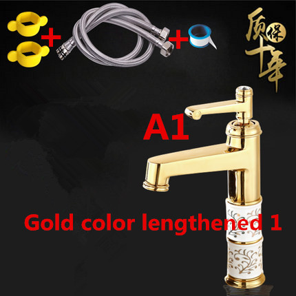 Single Handle Bathroom Sink Mixer Faucet crane tap Antique faucet Brass Hot and Cold Water  mixer bathroom
