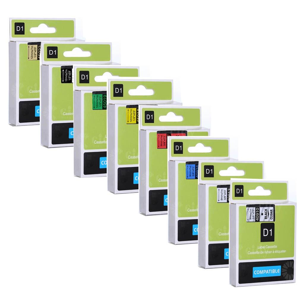 DYMO LM160 machine à étiquettes anglais portable étiquette imprimante LMR-160 autocollants imprimante d'étiquettes 45013 40913 45018 43613 45010 - 5