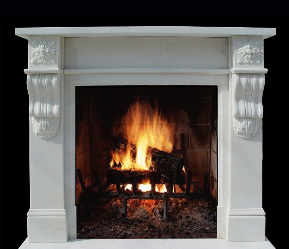 Fireplace Mantel Parts Us 986 Marble Fireplace Mantel Simple English Style Stone Fireplace Surround In Fireplace Parts From Home Improvement On Aliexpress Alibaba