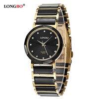 LONGBO Brand Men Women Brief Casual Unique Quartz Wrist Watches Luxury Brand Quartz Watch Relogio Feminino Montre Femme 8316