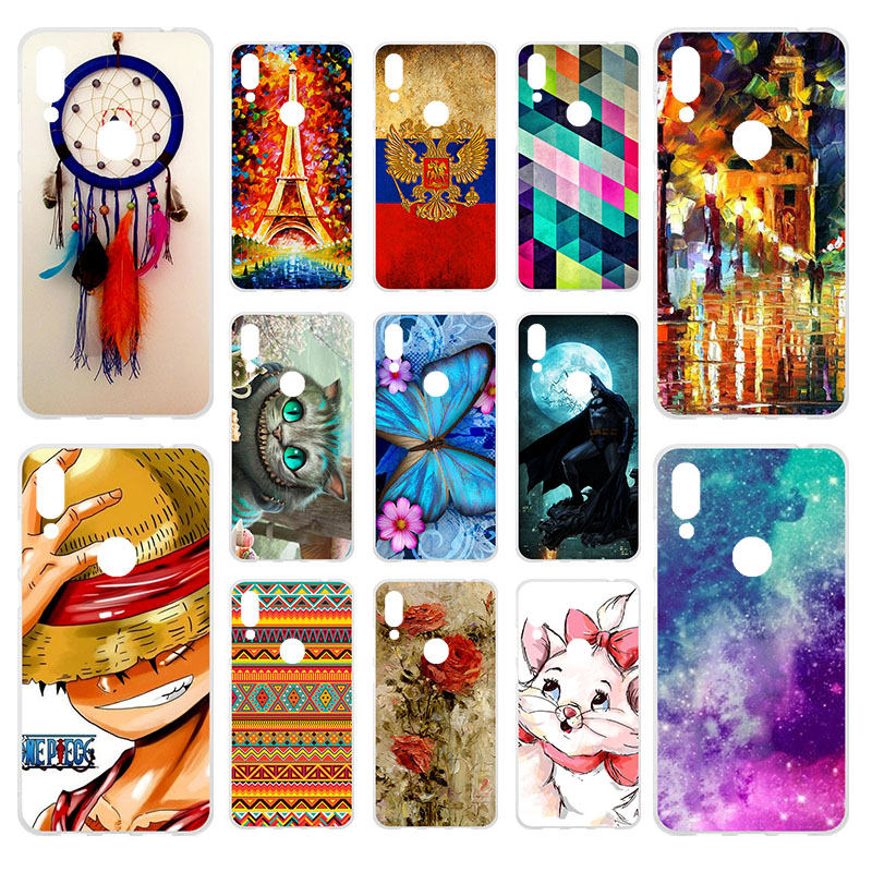 Anunob For Doogee N10 Case 5.84'' Fashion Silicone Soft TPU Cute Back Cases For DOOGEE N10 Phone Cover Protective Shells Coque