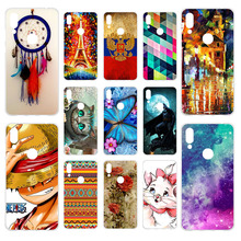 Anunob For Doogee N10 Case 5.84'' Fashion Silicone Soft TPU Cute Back Cases For DOOGEE N10 Phone Cover Protective Shells Coque стоимость