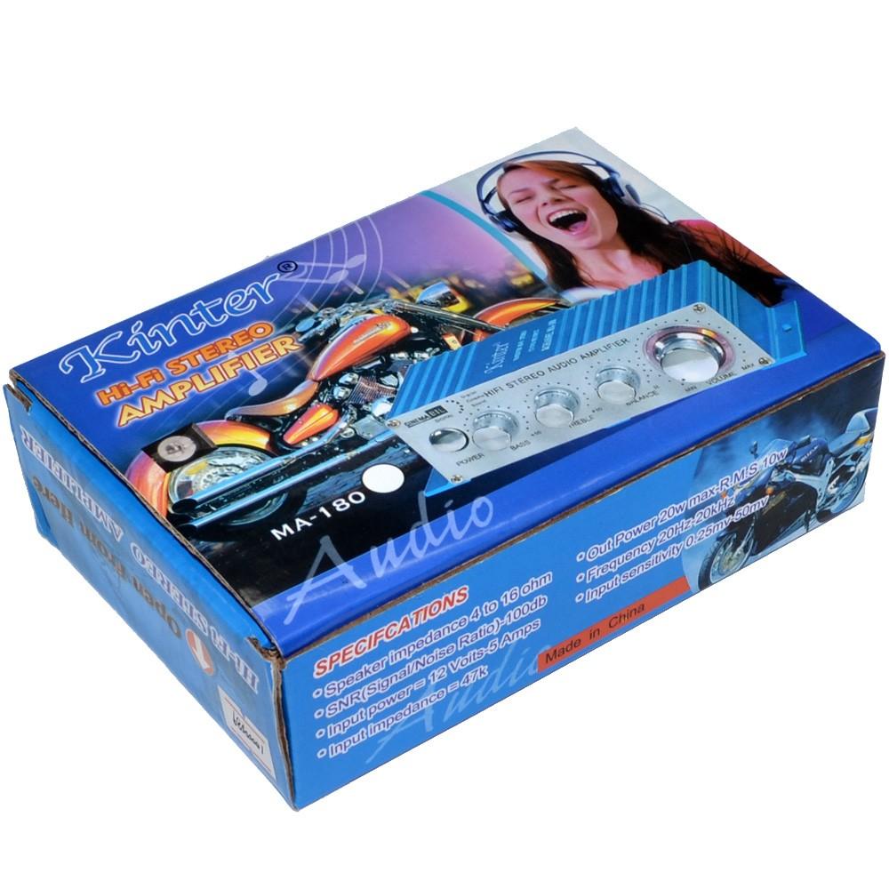 оптовая 2-канальный стерео мини-автомобиля домашнее аудио цифровой усилитель 2 канала бтл усилитель привет-Fi 10 вт рмс свободное шоппинг 10000286