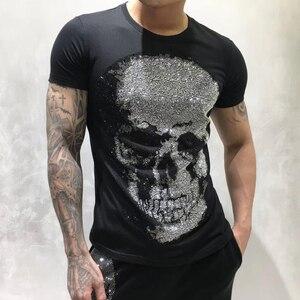 DUYOU mens designer t shirts m