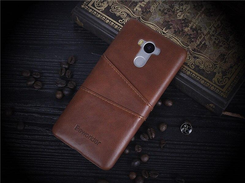 Case For Xiaomi Redmi 4 Pro Redmi 4 Case Card Slot PU Leather Case Back Cover Vintage For Xiaomi Redmi 4 Pro Prime