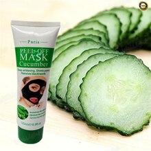 120ml Cucumber Facial Whitening Moisturizing Treatment Mask Powder SPA Skin Care Ageless Products
