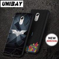Unibay For Xiaomi Redmi Note 4X Pro Case 3D Relief Phone Back Cover For Xiaomi Redmi