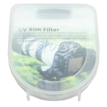 цена на 1 PC New 58mm Super Slim Digital UV Filter Lens Protector for Canon Pentax Sony