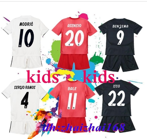 9d1e9b116 Buy kids real madrid kit and get free shipping on AliExpress.com
