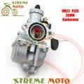PZ26 VM22 Mikuni Высокая Производительность 26 мм Карбюратор Carb Для Мотоциклов Dirt Велосипед Ямы ATV QUAD 110cc 125cc140cc Мотокросс