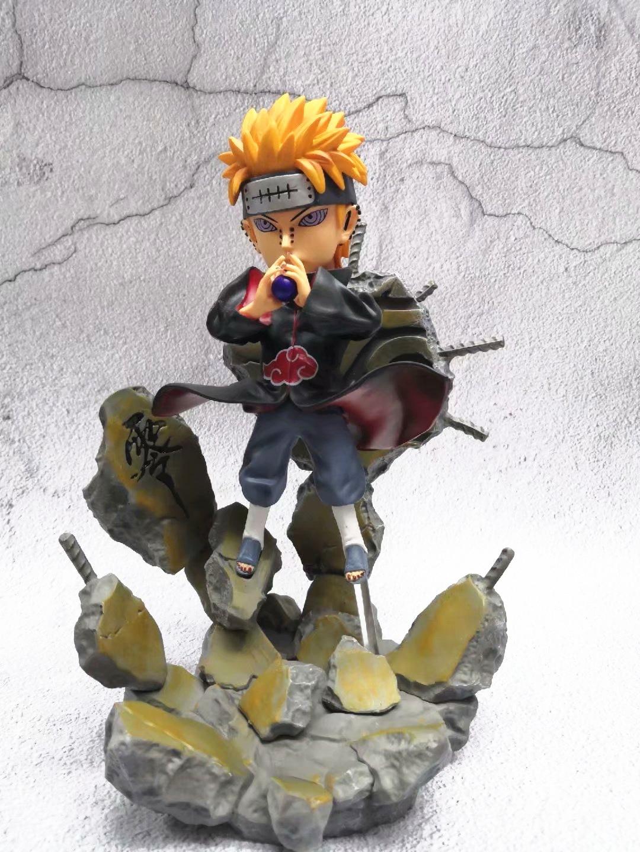 Nouveau 25 cm GK Naruto LBS livraison douleur Akatsuki figurine d'action PVC Statues modèle à collectionner jouet - 2