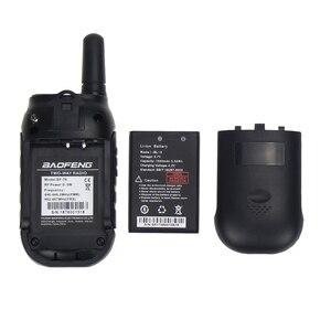 Image 5 - Baofeng BF T6 ילדים מיני מכשיר קשר נייד שתי דרך רדיו 0.5W FRS PMR כף יד האינטרפון משדר רדיו comunicador