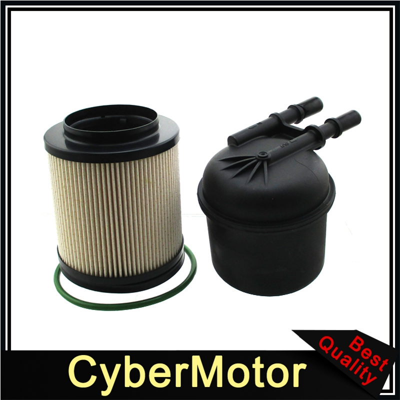us $28 03 5% off fuel filter fd4615 for ford 6 7l v8 diesel f250 f350 f450 f550 2011 2012 2013 6 7l diesel fd4615 bc3z 9n184 b in oil filters from 2013 ford f150 fuel system diagram where is the fuel filter located on a