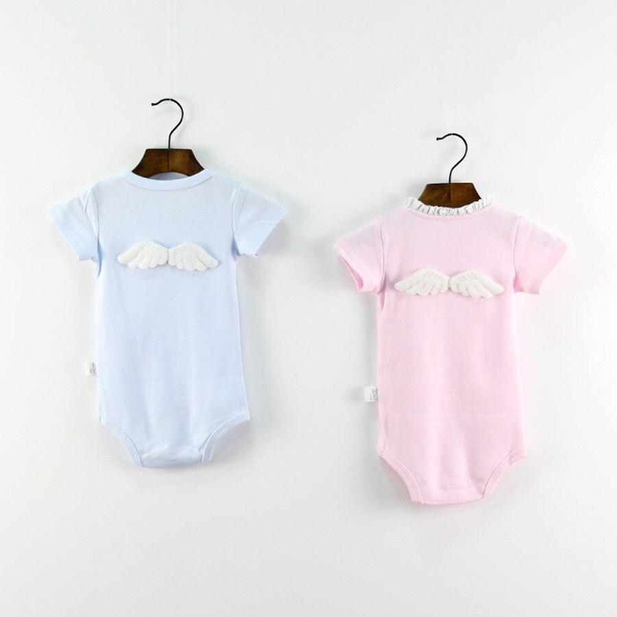 Pasgeboren mooie baby kleine engelenvleugels ontwerp Baby jongens - Babykleding - Foto 1