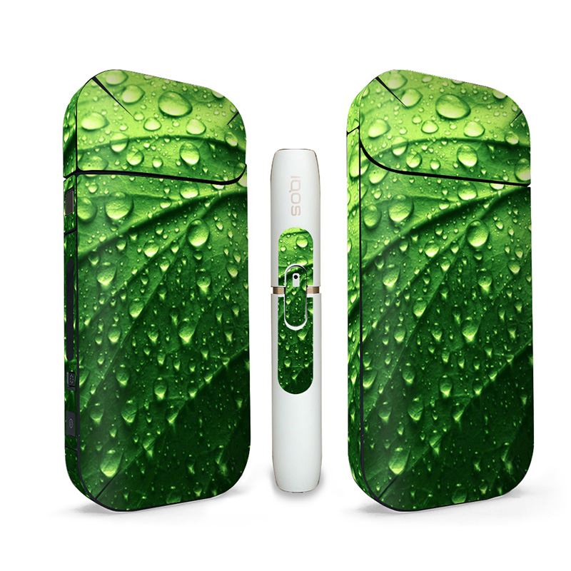 Newest protective skin <font><b>sticker</b></font> for <font><b>IQOS</b></font> E-cigarette decal image