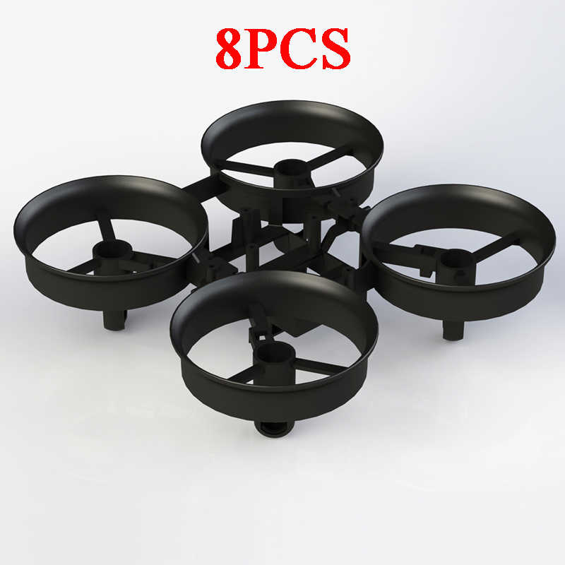 8PCs 65mm FPV Frame Replacement Parts Rack Frame For 716 720 718 Motors Everyine E011 Tiny Whoop Betaflight Whoop FC DIY Parts