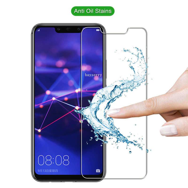 2 個強化ガラス huawei 社 P30 P20 プロ Mate20 のための透明なスクリーン 10 8X V20 P20 Lite P30pro 強化ガラスフィルム