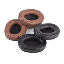 YSAGi 1 pair of replacement foam ear cushion earmuffs for Audio Technica ATH-MSR7 M50X M20 M40 M40X SX1 headphone repair parts