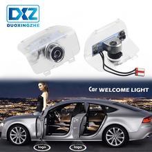 DXZ Car Door Light LED Welcome Logo Auto Lamp for HONDA Odyssey SPIRIOR CR-Z CRZ Elysion car door light projector