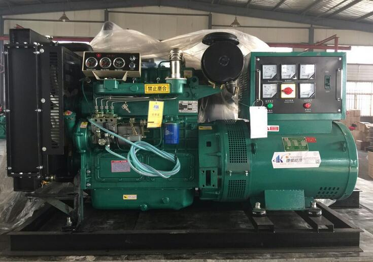 50kw 62 5kva Chinese diesel generator with brush alternator with weifang Ricardo diesel engine for home power in Diesel Generators from Home Improvement