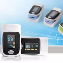 Health care CE FDA Finger Pulse Oximeter monitor ,Oximetro de dedo oximeter Spo2 Blood Oxygen saturation Body  oxymeter-