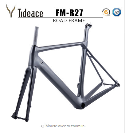 2018 NEW Chinese Carbon Road Frame T800 UD black Aero full carbon ...