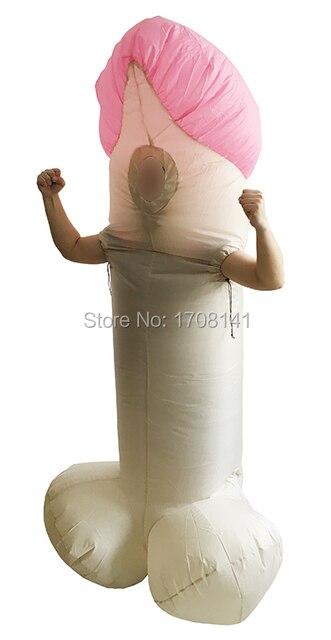 aufblasbare kostume phallus kostum penis kostum lustige dress geburtstag party dress hochzeit dress
