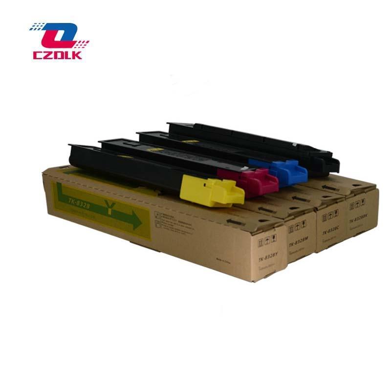 Neue kompatibel TK 8328 Tonerkartuschen für Kyocera TASKaIfa 2551ci 4 teile/satz-in Toner-Patronen aus Computer und Büro bei title=