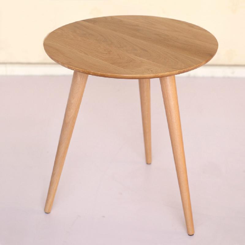 cm ronda roble blanco de mesa de madera mesa de cafchina mainland