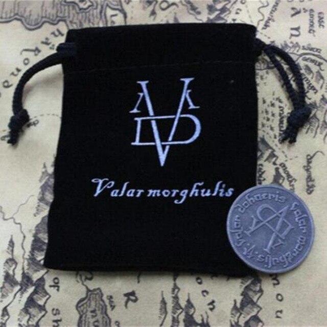 Монета Игра престолов Валар Моргулис 1