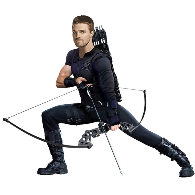 Image 2 - 40 lbs Archery Recurve Bow Outdoor Shooting Hunting Bow With Accessories 12 pcs Archery Arrows Blind  Tree Stand-in Blind & Tree Stand from Sports & Entertainment