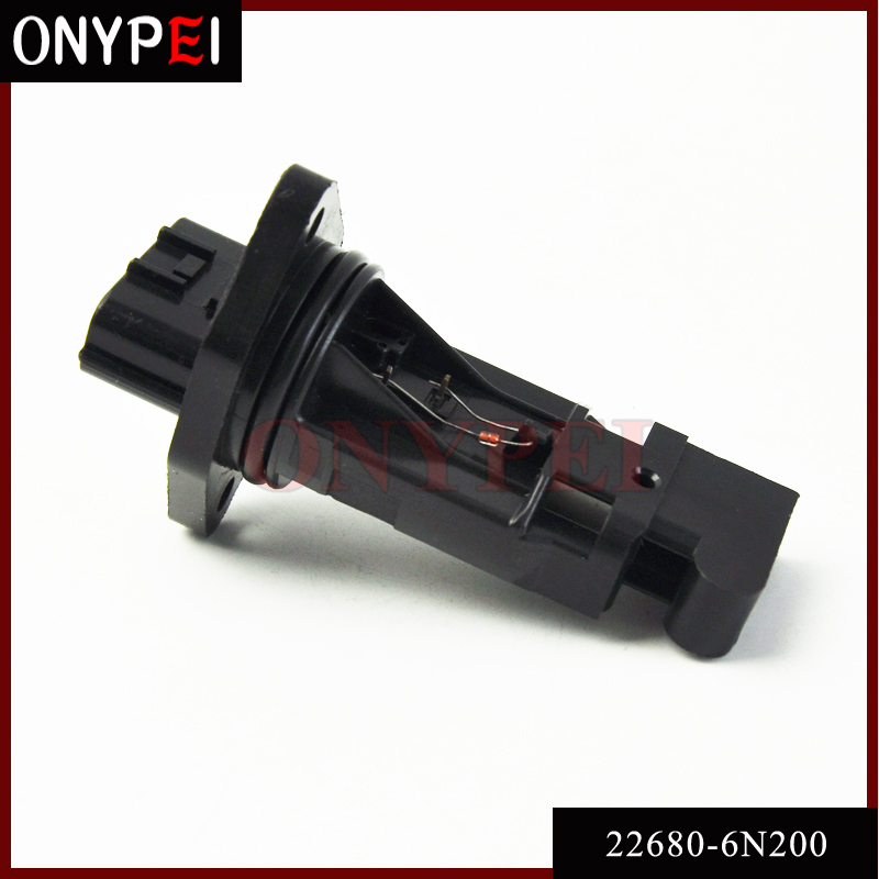 Mass Air Flow Meter Sensor 22680-6N200 226806N200 For Infiniti Nissan Pathfinder Maxima