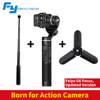 Feiyu G6 gimbal waterproof bluetooth action camera Gimbal for Gopro Hero6/5 RX0 Xiao Yi DJI OSMO Action Camera