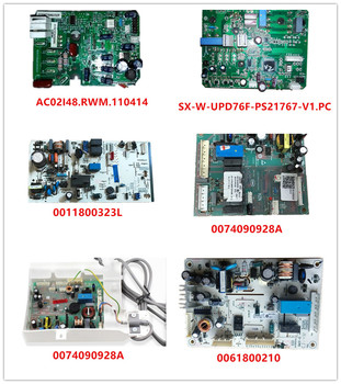 AC02I48.RWM.110414| SX-W-UPD76F-PS21767-V1.PCB| 0011800323L| 0074090928A 0060850172A| 0061800210 Used Good Working