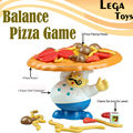 Pile-Up Game Incline Interactive Balance Board Game Pizza Kids Children Great educational novelty Family Fun toys for children