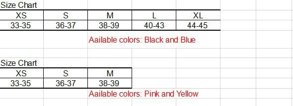 size chart DG002
