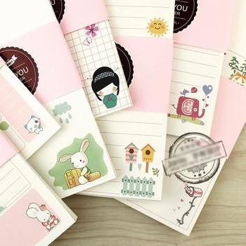 Милый девчачий серии Тетрадь Бумага s A5 & A6 дневник Цвет внутреннее ядро планировщик наполнитель Бумага из ПВХ для девочек Подарки креативны... >> NOTEBOOKS