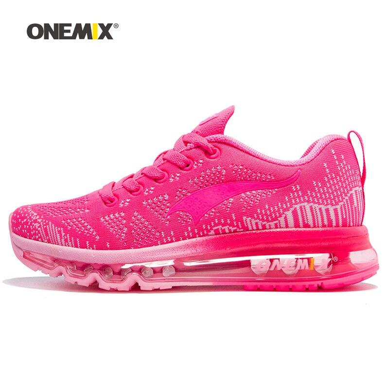 ONEMIX 2018 Donne Runningg Scarpe Da Ginnastica scarpe Da Ginnastica Donna Zapatillas Deportivas Scarpe Sportive Cuscino D'aria scarpe Outdoor A Piedi Scarpe Da Ginnastica 7