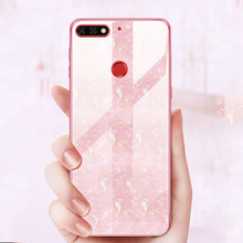 Tempered Glass Cover For Huawei Honor 7A Pro Case Hard Shell Play 7X 7C Funda 5.7 5.99